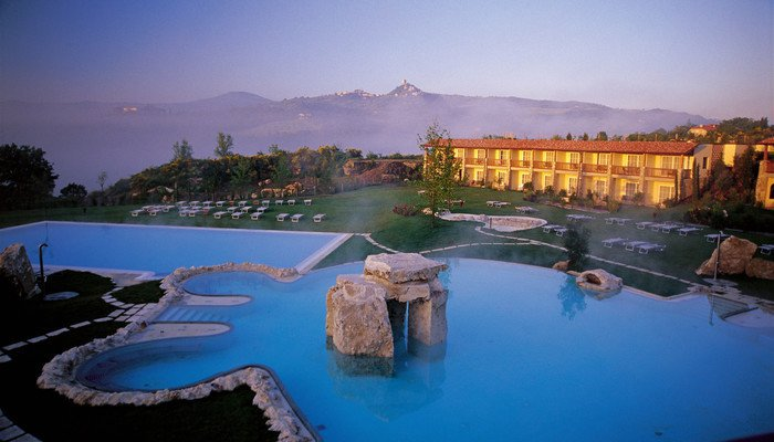 Hotel adler thermae ***** in bagno vignoni selected hotels