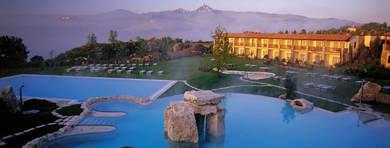 Hotel Bagno Vignoni: The picturesque thermal place - SelectedHotels.com