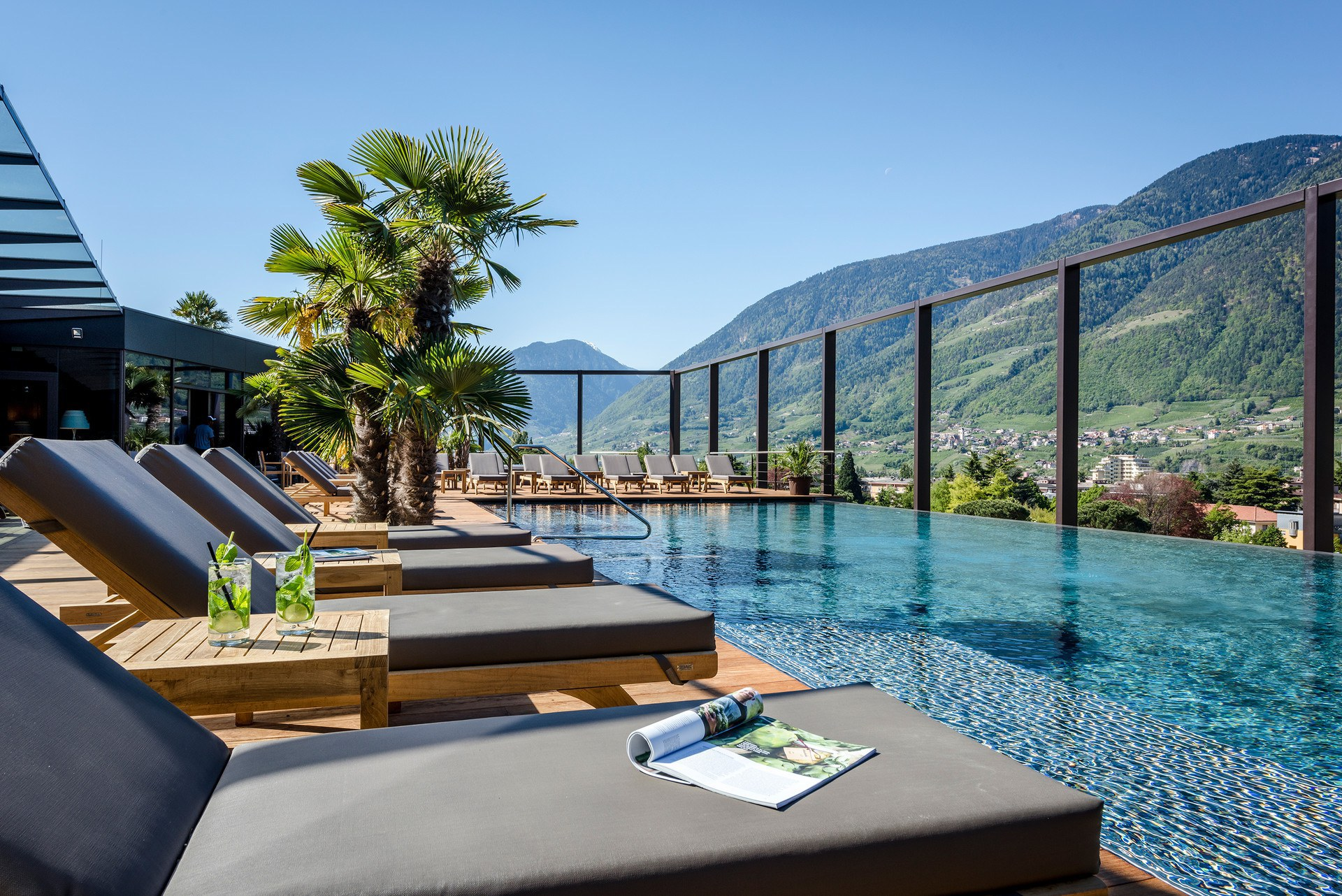Hotel therme meran s in meran selected hotels for Hotel meran design