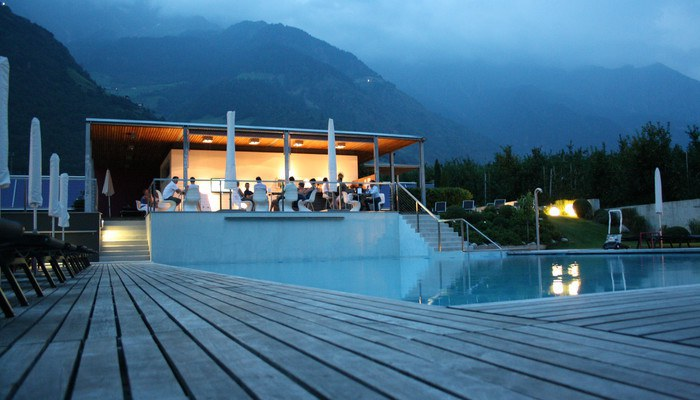 Design Hotel Tyrol In Rablandpartschings Selected Hotels