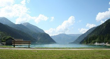 Seepromenade am Achensee in Achenkirch