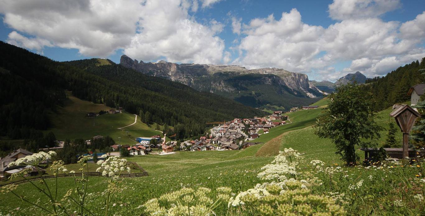 Hotel San Cassiano  Pleasure In The Middle Of The