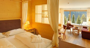 Camera Wellness Alpenheim Charming & Spa Hotel Ortisei Val Gardena