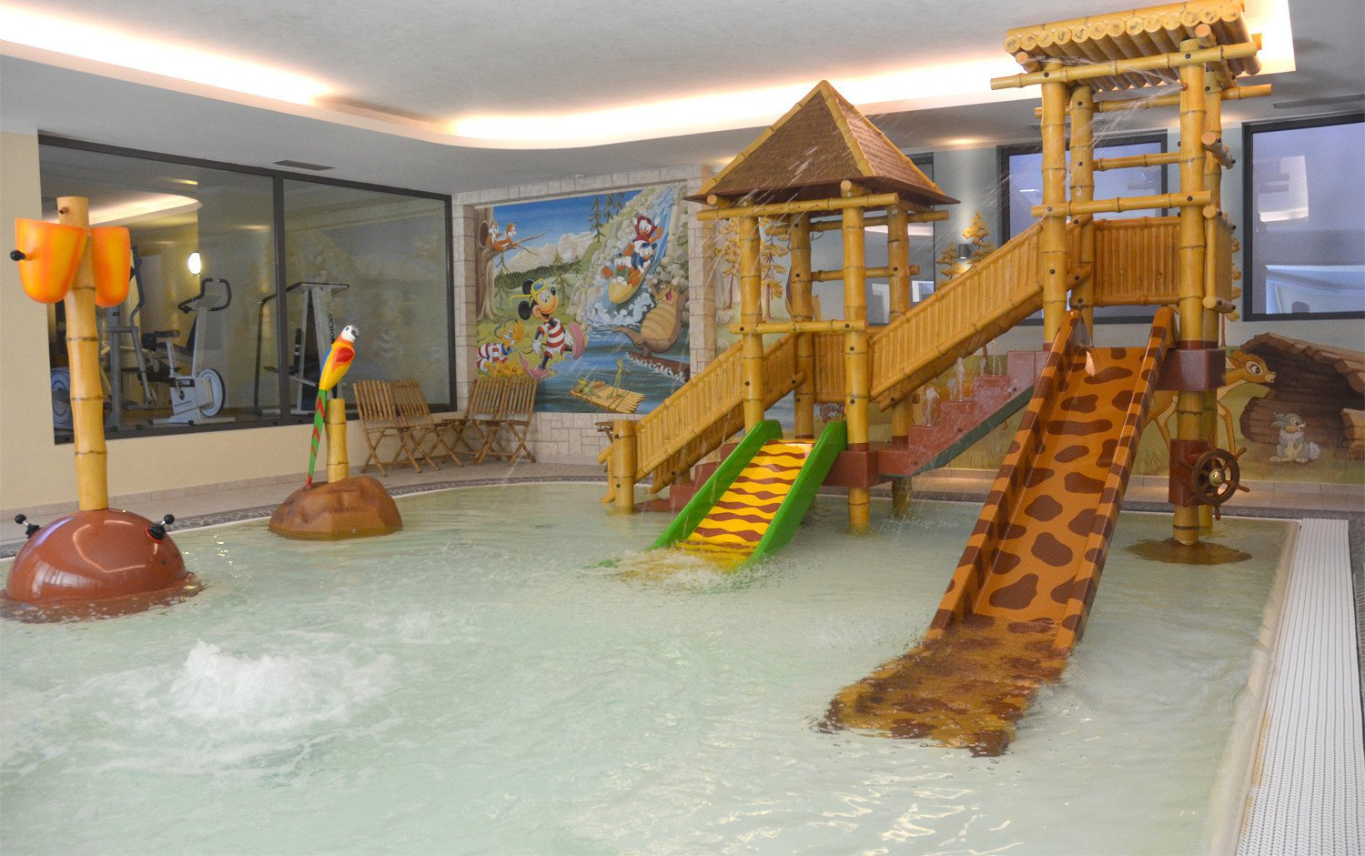 Hotel alpholiday dolomiti wellness fun in val di sole - Hotel trentino con piscina ...